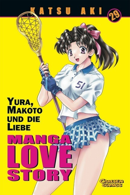 Manga Love Story 29 als Buch