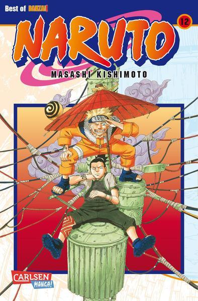 Naruto 12 als Buch