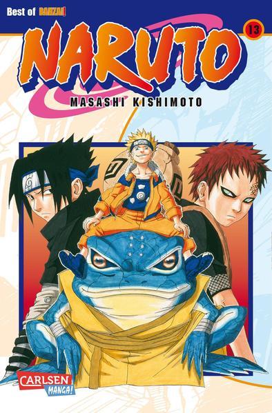 Naruto 13 als Buch