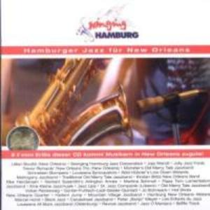 Swinging Hamburg Für New Orleans als CD