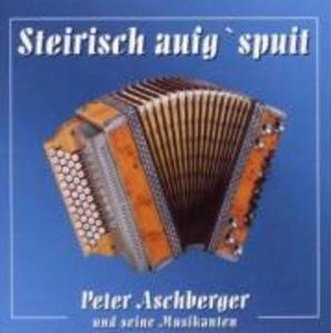 Steirisch aufg'spuit als CD