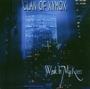 Weak In My Knees (EP) als CD
