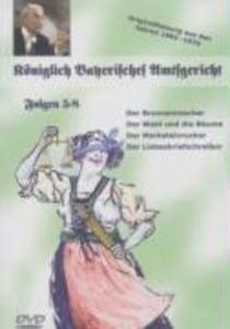 Folgen 5-8,Königlich Bayr.Amtsgericht als DVD