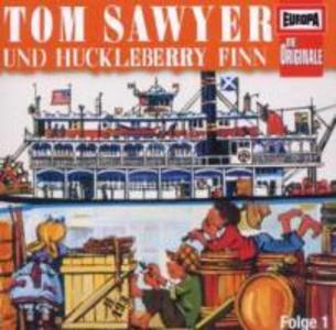 Die Originale 17-1/Tom Sawyer als Hörbuch