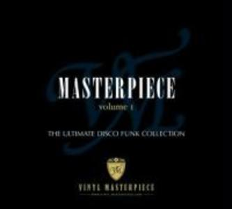 Masterpiece Vol.1 als CD