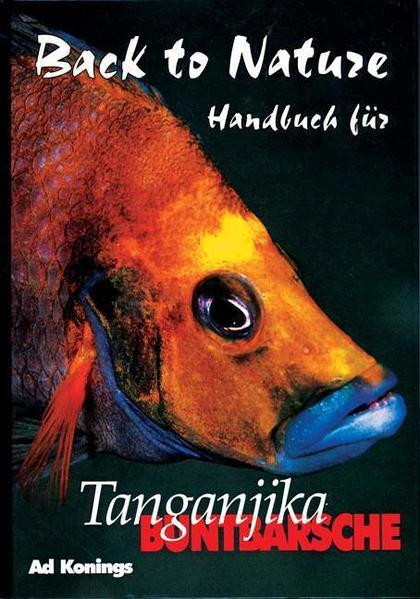 Tanganjika Buntbarsche als Buch