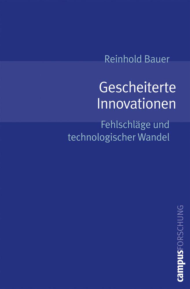 Gescheiterte Innovationen als Buch