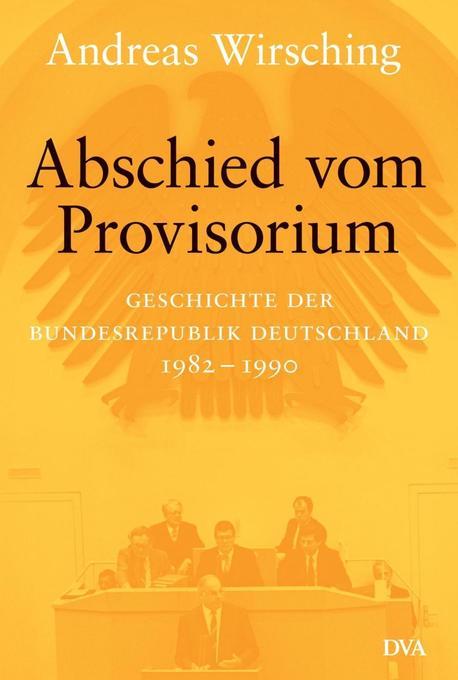 Abschied vom Provisiorium als Buch