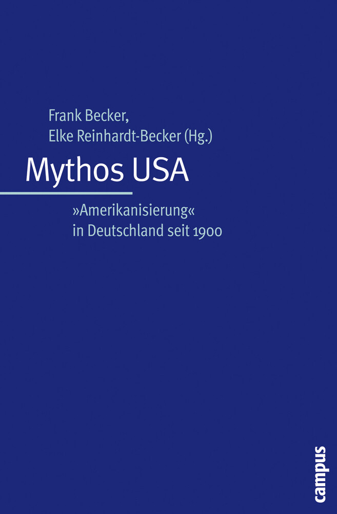 Mythos USA als Buch