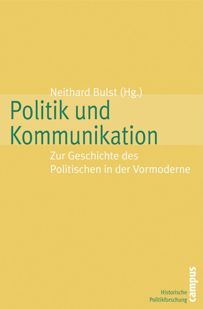 Politik und Kommunikation als Buch