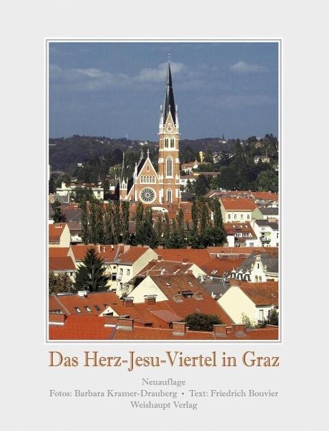 Das Herz-Jesu-Viertel in Graz als Buch