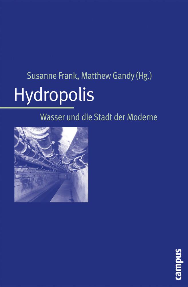 Hydropolis als Buch
