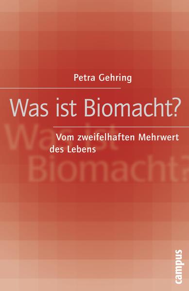 Was ist Biomacht? als Buch
