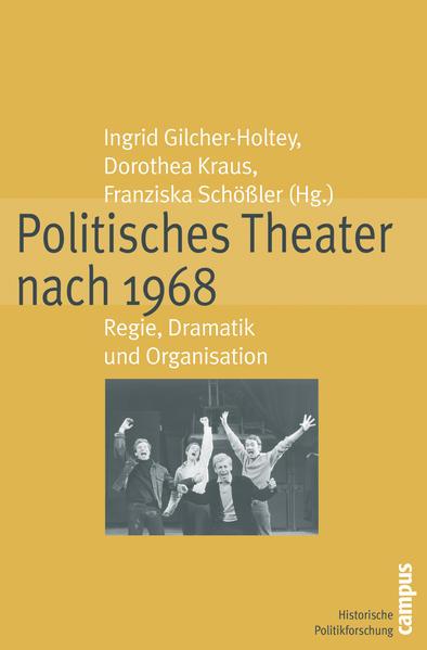 Politisches Theater nach 1968 als Buch