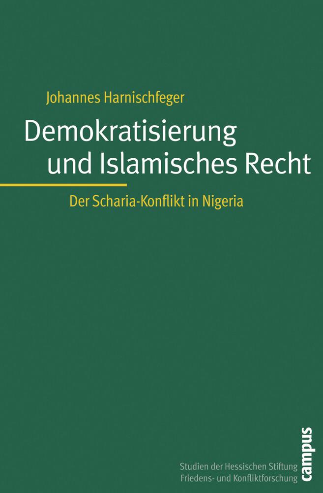 Demokratisierung und Islamisches Recht als Buch