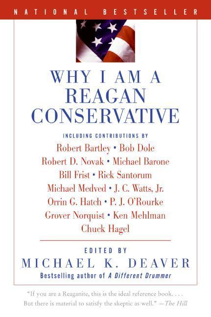 Why I Am a Reagan Conservative als Taschenbuch