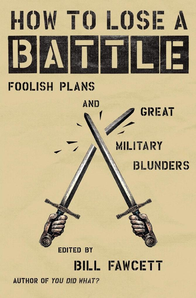How to Lose a Battle als Taschenbuch