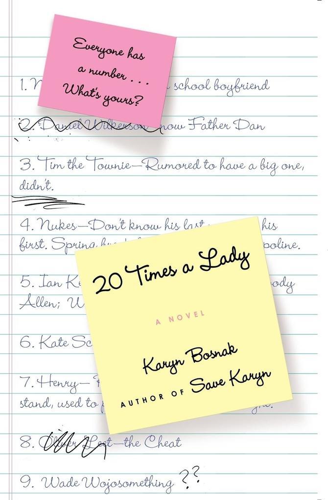 20 Times a Lady als Taschenbuch