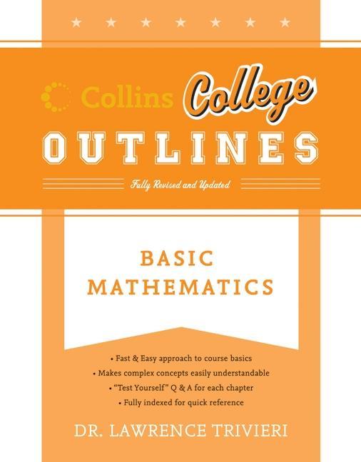 Basic Mathematics als Taschenbuch