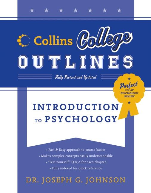 Introduction to Psychology als Taschenbuch
