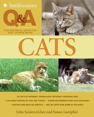 Cats: The Ultimate Question and Answer Book als Taschenbuch