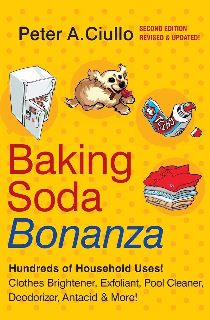 Baking Soda Bonanza, 2nd Edition als Buch