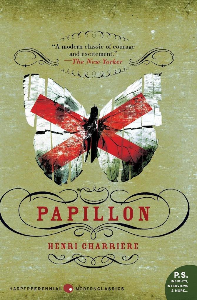 PAPILLON als Taschenbuch