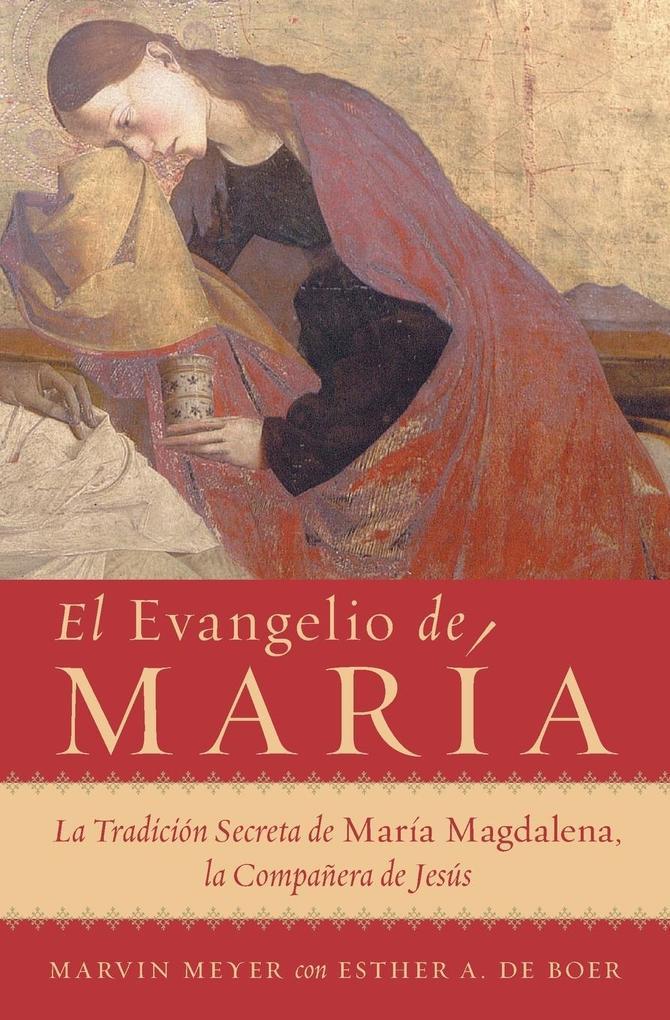 Evangelio de María als Taschenbuch