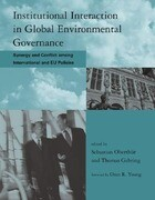 Institutional Interaction in Global Environmental Governance: Synergy and Conflict Among International and Eu Policies
