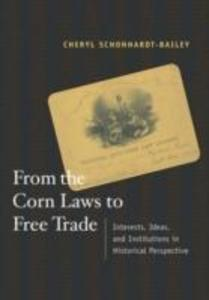 From the Corn Laws to Free Trade als Buch