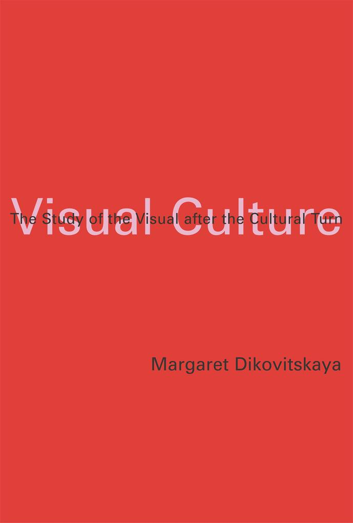 Visual Culture: The Study of the Visual After the Cultural Turn als Buch