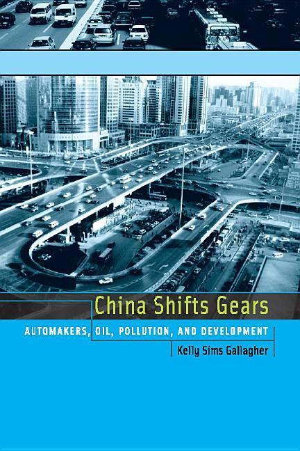 China Shifts Gears als Buch