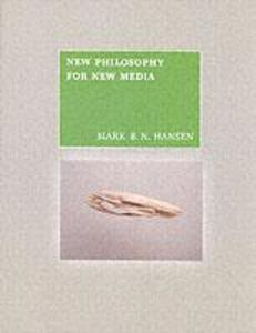 New Philosophy for New Media als Buch