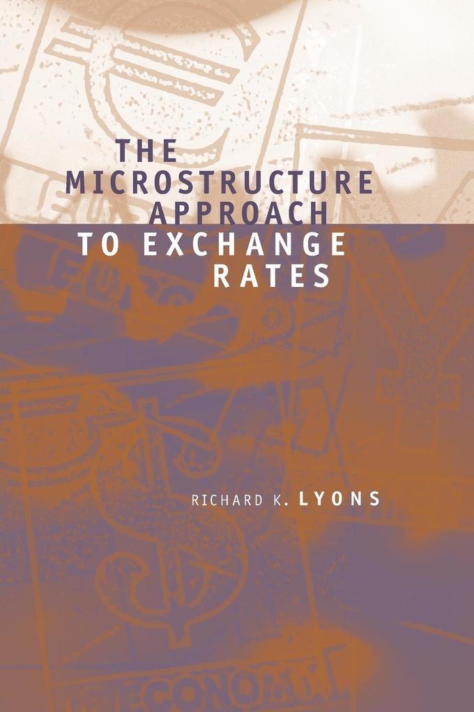 Microstructure Approach to Exchange Rates als Taschenbuch