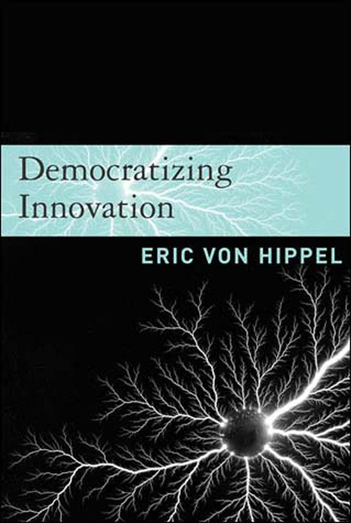 Democratizing Innovation als Buch