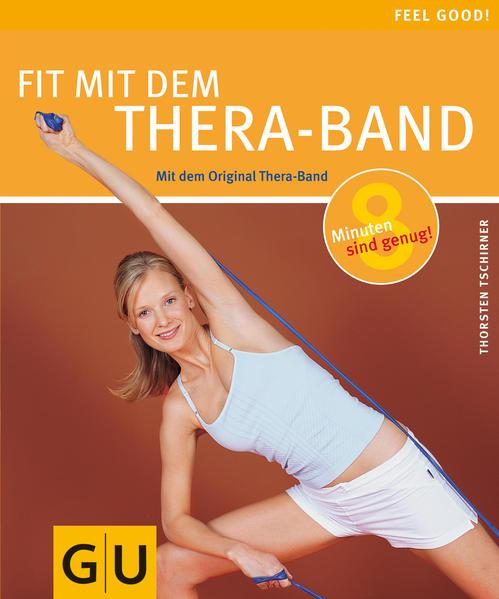 Fit mit dem Thera-Band als Buch