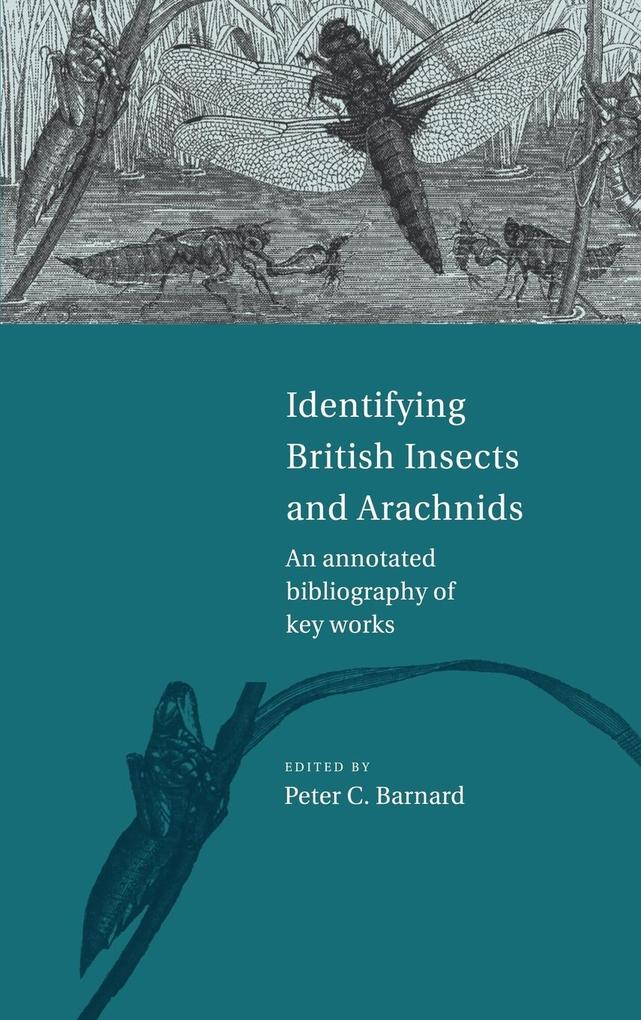 Identifying British Insects and Arachnids als Buch