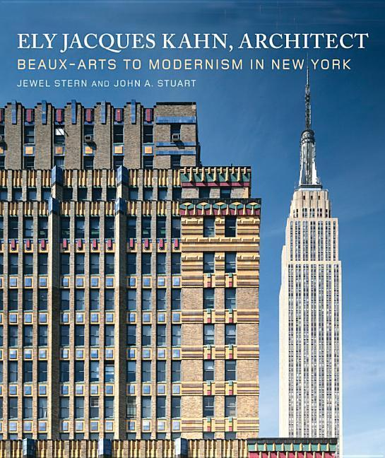 Ely Jacques Kahn, Architect als Buch