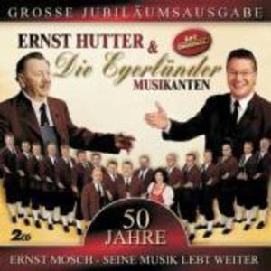 50 Jahre-Ernst Mosch-Seine Musik Lebt Weiter als CD