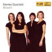 Streichquartett K 464+465 als CD