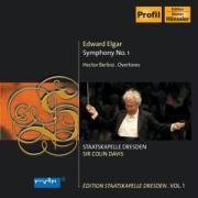 Sinfonie 1/Ouvertüren als CD