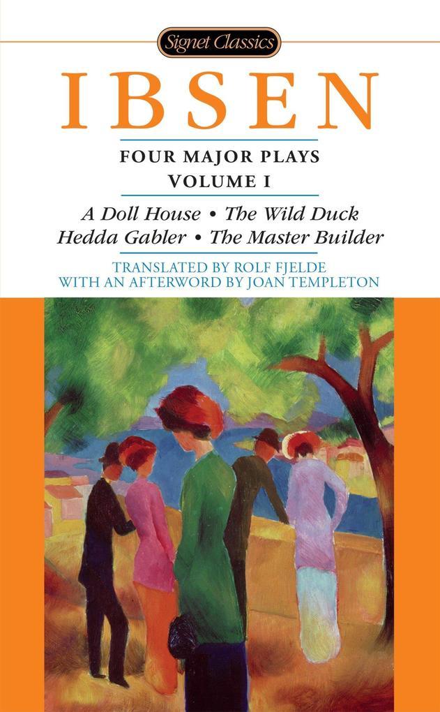 Four Major Plays Vol.1 als Taschenbuch