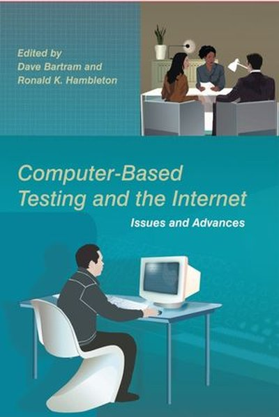 Computer-Based Testing and the Internet: Issues and Advances als Taschenbuch