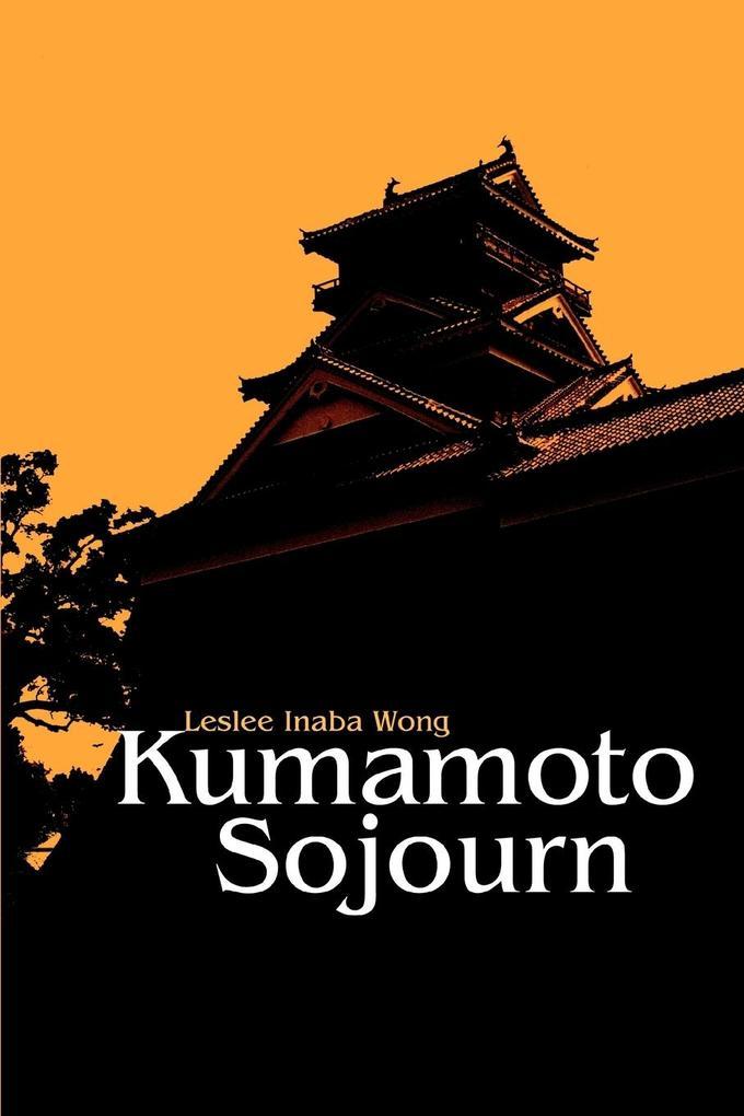 Kumamoto Sojourn als Taschenbuch