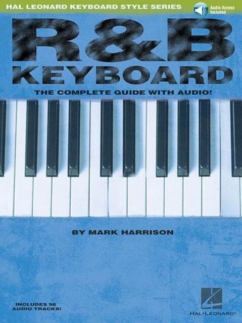 R&B Keyboard - The Complete Guide als Taschenbuch