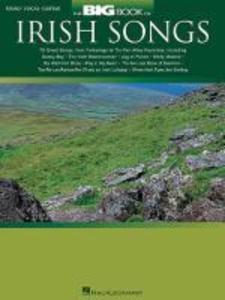 The Big Book of Irish Songs als Taschenbuch
