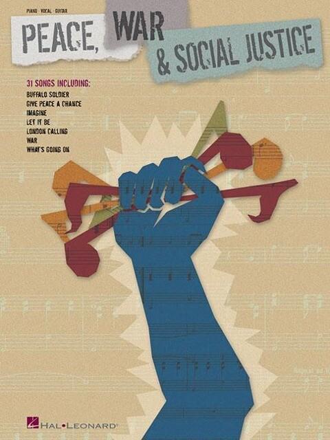 Peace, War & Social Justice als Taschenbuch