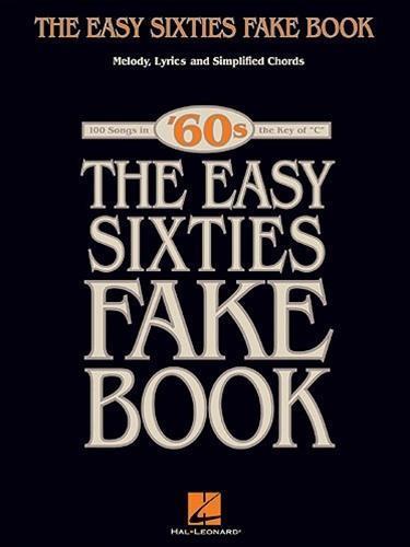 The Easy Sixties Fake Book als Taschenbuch