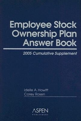 Employee Stock Ownership Plan Answer Book: Cumulative Supplement als Taschenbuch