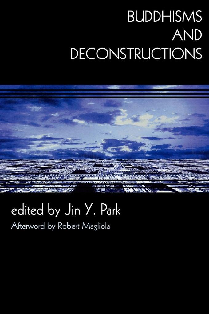 Buddhisms and Deconstructions als Taschenbuch